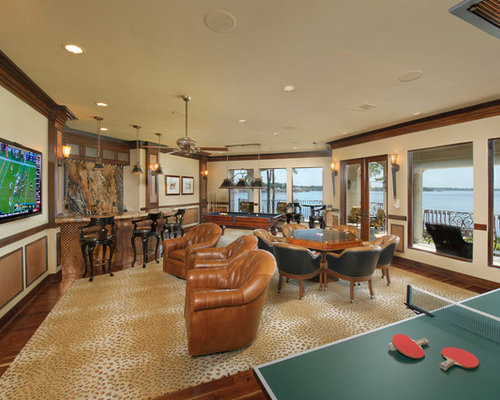 Sensational Basement Game Room Ideas Pictures Remodel And Decor Largest Home Design Picture Inspirations Pitcheantrous