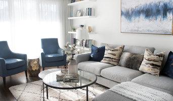 Harshaw Residence: Living Room