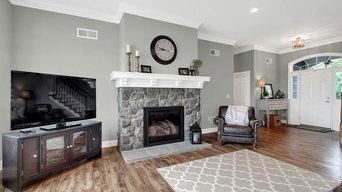 Hauer Terrace Custom Home