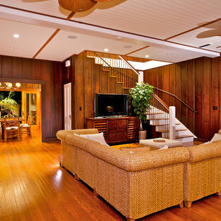 Hawaii Calls Living Room/Dining