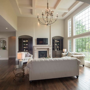 Hawthorne 2018 MBA Parade of Homes Model - Great Room