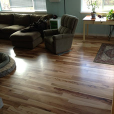 Modern Family Room by Magnus Anderson Hardwood Floors