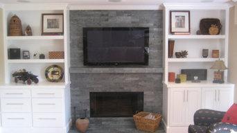 Hill Fireplace