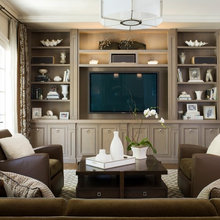 Yuhas Living Cabinetry