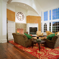 Traditional Family Room by E. B. Mahoney Builders, Inc.