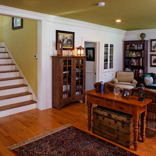 Traditional Family Room by Kemper Associates Architects, LLC