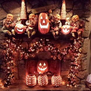 Holiday Decor -  Halloween!