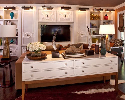 Sofa Table Ideas