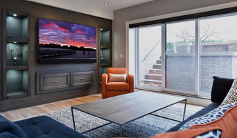 Home Media Living Rooms