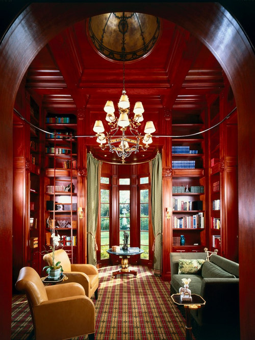 Luxury Home Library Design: Luxury Library