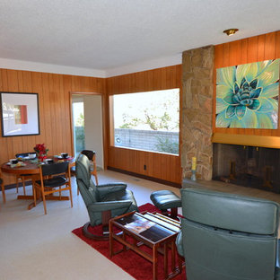 Home Staging Mid Century Modern in 4 Hills, Albuquerque, NM