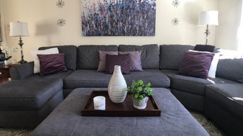 Home Staging Project in Mansfield MA