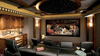 Home Theater Design and Installation in Boca Raton
