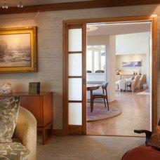 Contemporary Family Room by Dana Berkus Interiors