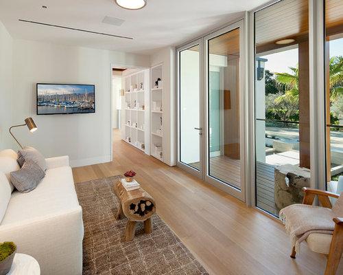 25 Best Contemporary Santa Barbara Family Room Ideas Houzz