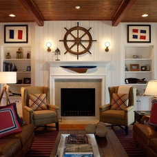 family room by Go Nautical Collections