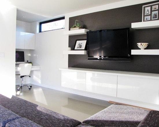 Tv In Living Room Houzz