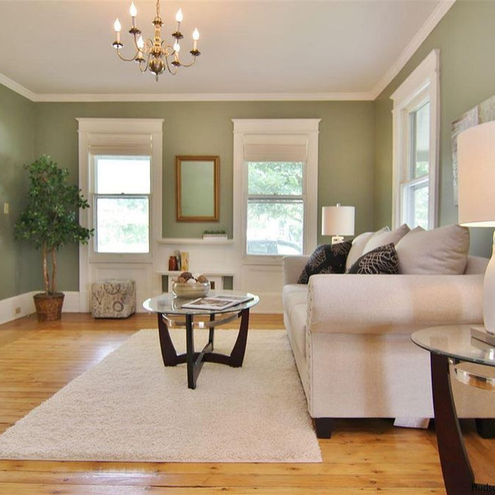 Hudson Vacant Staging