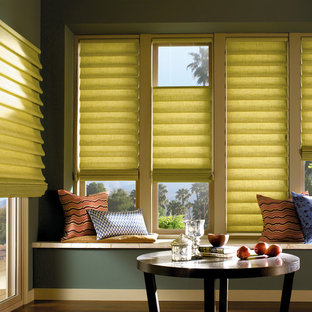Hunter Douglas Contemporary Living Window Treatments and Draperies