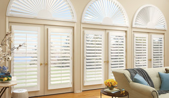 Hunter Douglas Custom Shutters - Coastal Maine Interiors
