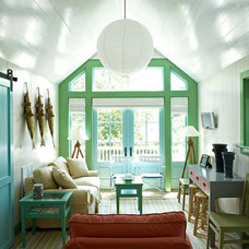 Traditional Family Room by Historical Concepts