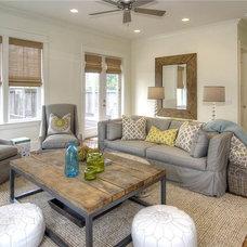 Traditional Family Room by Barnett Furniture