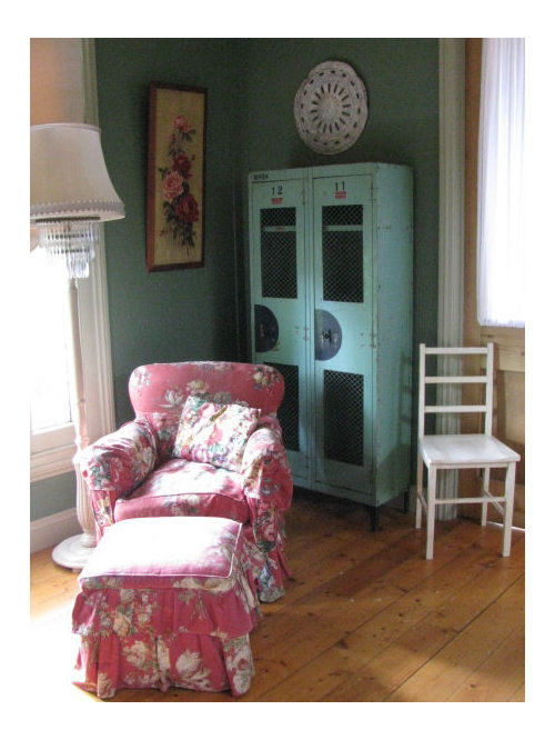 Superior Inspiration For An Industrial Family Room Remodel In Other