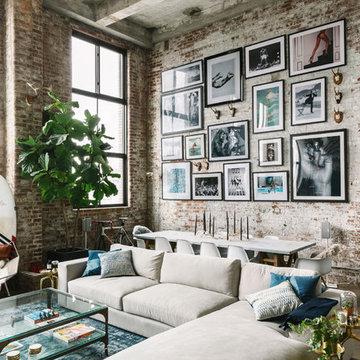 Industrial Brooklyn Loft