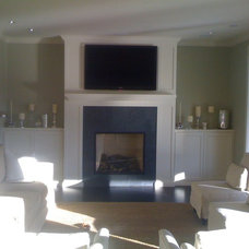 Contemporary Family Room by Current Home Technologies, llc