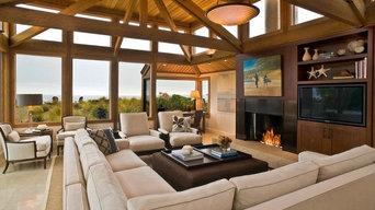 Interior Beach House