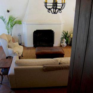 Interior Design ideas for small Spanish style homes in Santa Barbara California