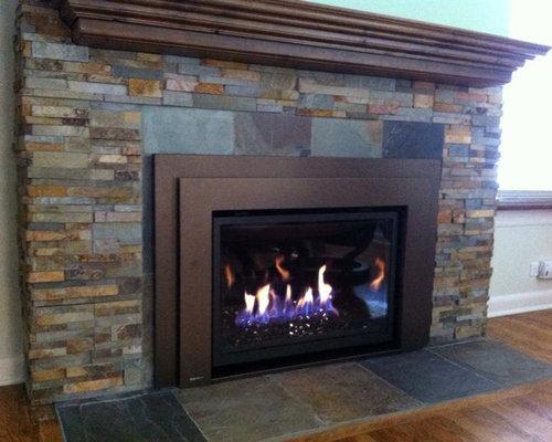 Fireplace Refinishing | Houzz