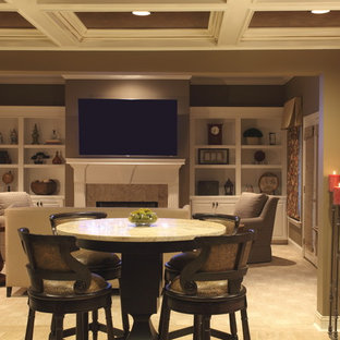 Interiors Refresher & Basement Wine Cellar
