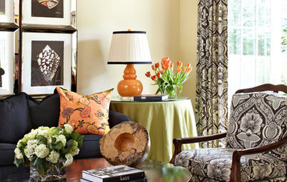Table + Lamp: 10 Perfect Pairings