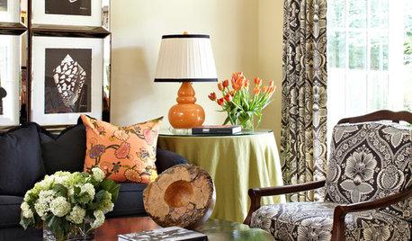 Table + Lamp: 10 Perfect Pairings