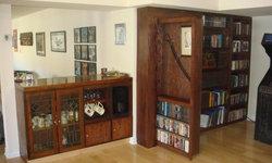 InvisiDoor Hidden Door Bookcase