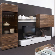 Modern Family Room by The Collection German Furniture