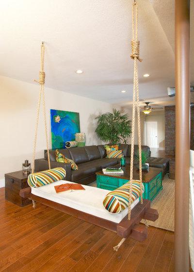 Jhoolas 12 Spectacular Living Room Swings