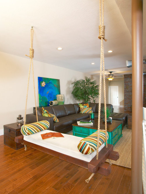 Jhula swings houzz for Living room jhula