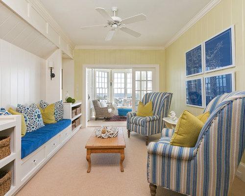 photos et id es d co de pi ces vivre bord de mer. Black Bedroom Furniture Sets. Home Design Ideas