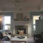 Wedgewood gray hc 146 by benjamin moore paint - Benjamin moore wedgewood gray living room ...