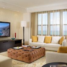Living Room - Miami Interior Design - Top Interior Designers Contempory