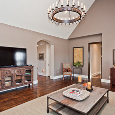 Traditional Family Room by Designer