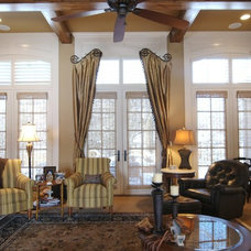 Traditional Family Room by One Stop Decorating Center