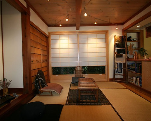 Japanese Living Room Ideas, Pictures, Remodel And Decor