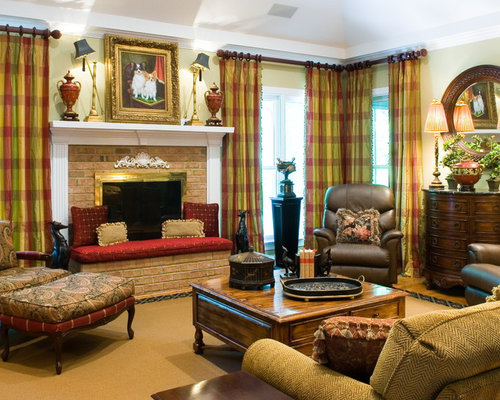 Floor Pillows Fireplace : Fireplace Seating Design Ideas & Remodel Pictures Houzz