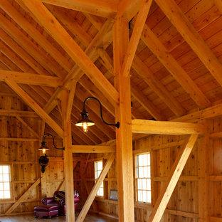 Jones Timber Frame Party Barn