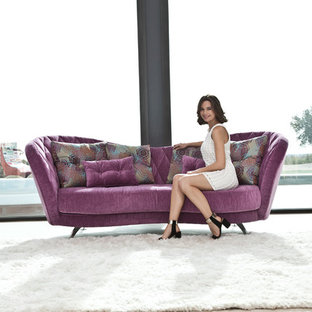 Josephine Chick Modern Sofa by Famaliving California
