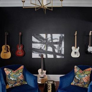 Judson Avenue Victorian: Music Room