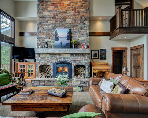 Best 25 family room with a corner tv ideas remodeling for Chimeneas en esquina modernas